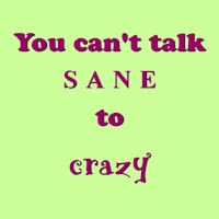 Can't Talk Sane