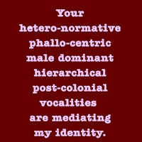 Hetero-Normative
