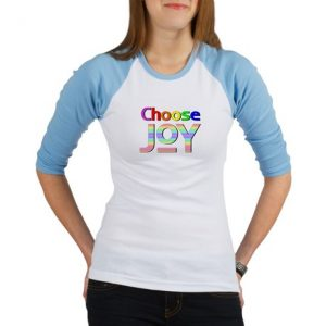 Choose JOY shirt at CP