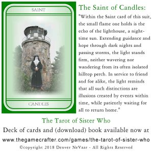 the Saint of Candles