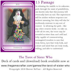 Major Card #13