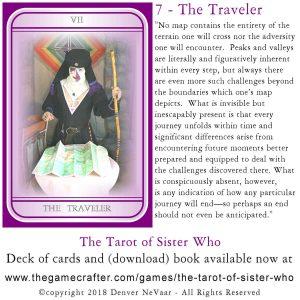 Major Card #7