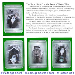 the revised Court cards