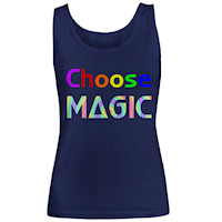 Choose Magic tanktop