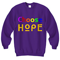 Choose Hope shirt