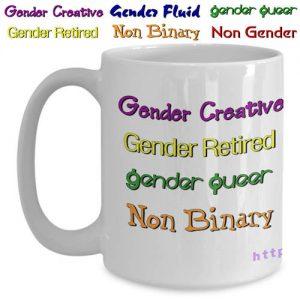 GenderQueer mugs