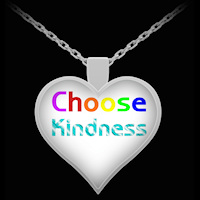 Choose Kindness necklace