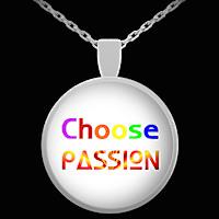 Choose Passion necklace