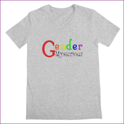 t-shirt with Gender Mysterious on the front